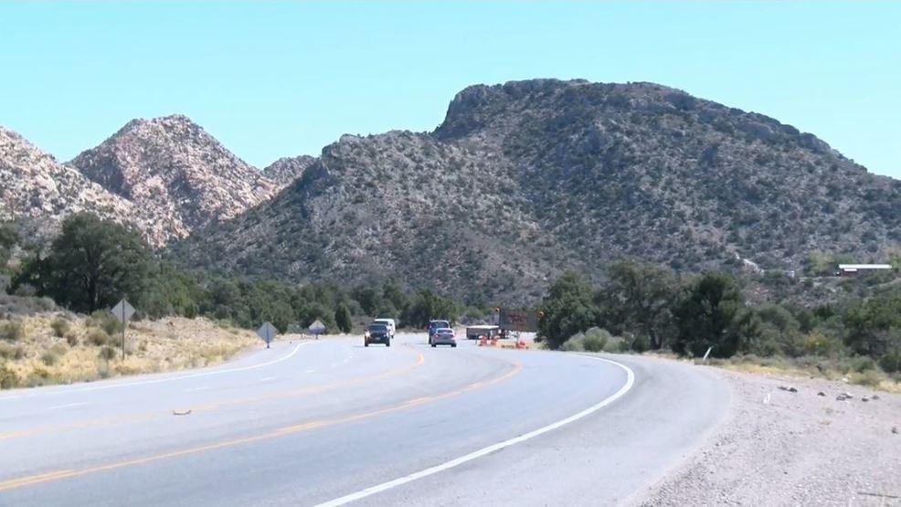 Pahrump To Las Vegas >> Roadwork On Deadly Highway Between Las Vegas And Pahrump