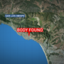 Police: Body washes ashore at Pismo Beach