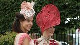 Photos: Crazy hats, royalty steal show at 2017 Ascot Ladies' Day