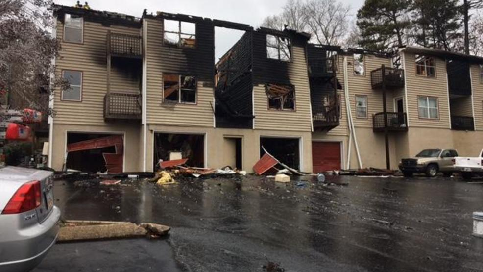 Dalton apt. fire victim: \