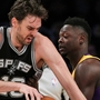 5 things to watch: Spurs vs. Lakers