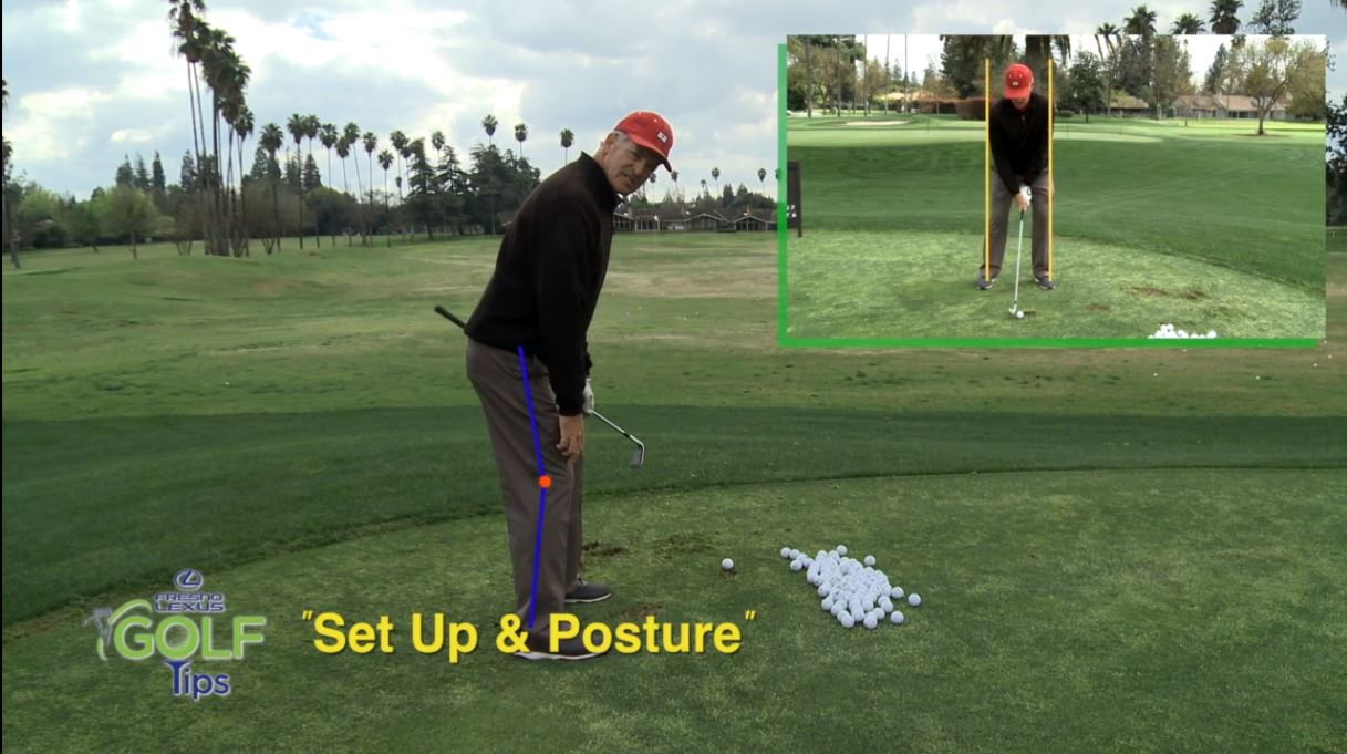 Tommy Masters, Director of Golf Operations at San Joaquin Country Club with another useful Fresno Lexus Golf Tip