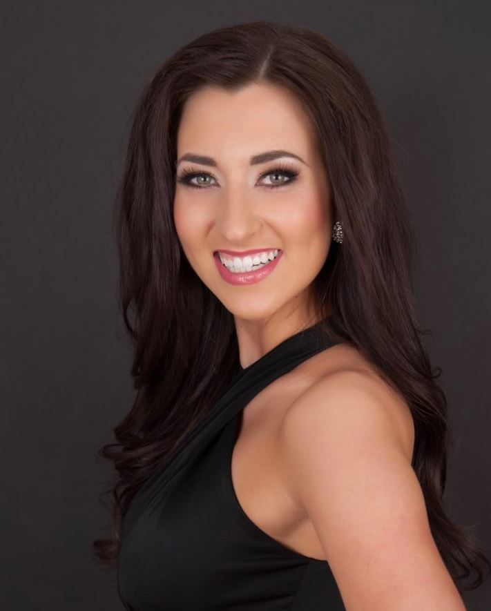 Third runner-up, Miss Provo Madison Monson (Photo: Miss Utah Org. Twitter @MissUtahOrg)
