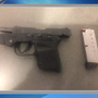 Loaded gun found in carry-on bag at Birmingham airport