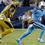 Titans to exercise 5th-year option on QB Marcus Mariota, the Heisman winner from Oregon