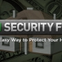 Secure your home for one dollar!