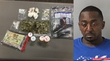 Metro police seize cocaine, weed, stolen pistol, cash in Brick Church Pike drug bust