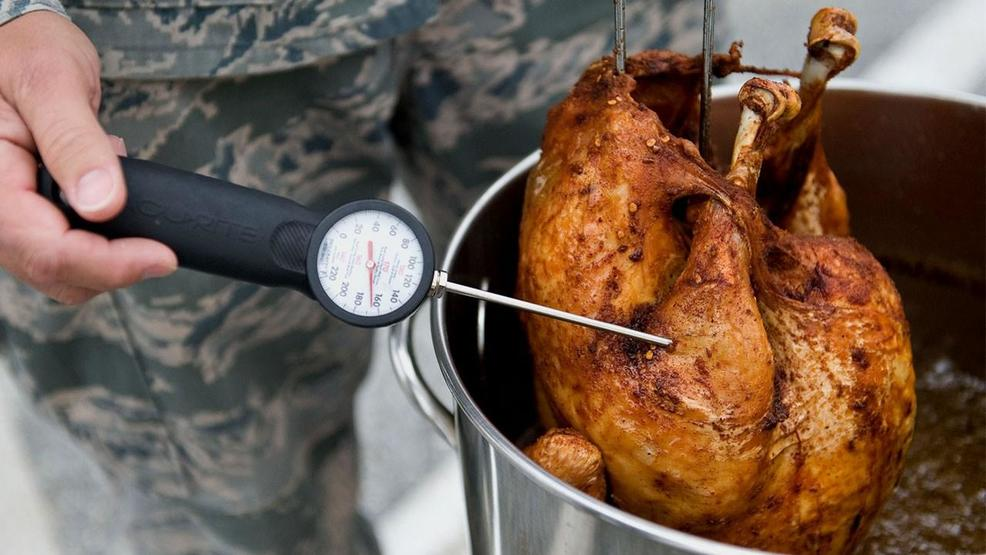 Frying Your Turkey Could Help Someone In Need Komo