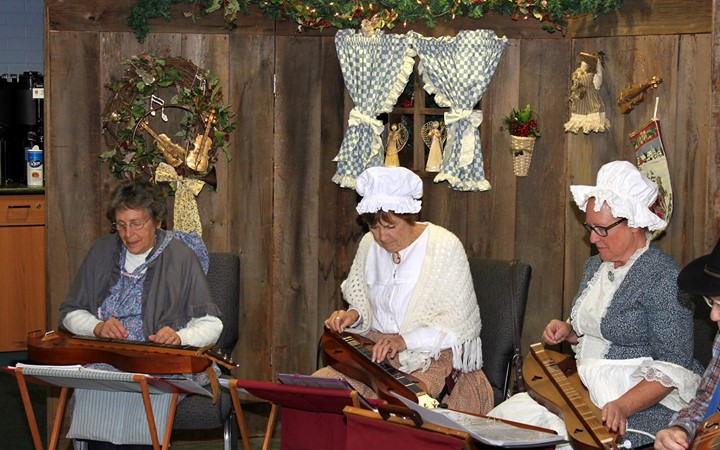 You can experience an 'Old Kentucky Christmas' this weekend in northern Kentucky. (Photos courtesy of First Church in Burlington)