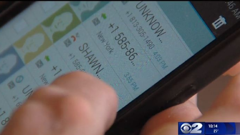 Police warn parents to monitor phone activity after 14-year