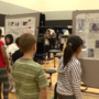 "Morningside Elem. students create living wax museum titled ""Hero of History"""