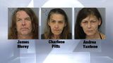 Boy left at rest stop in Florida; 3 Ohio residents arrested