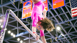 PHOTOS: Boise State Gymnastics sports pink at Taco Bell Arena