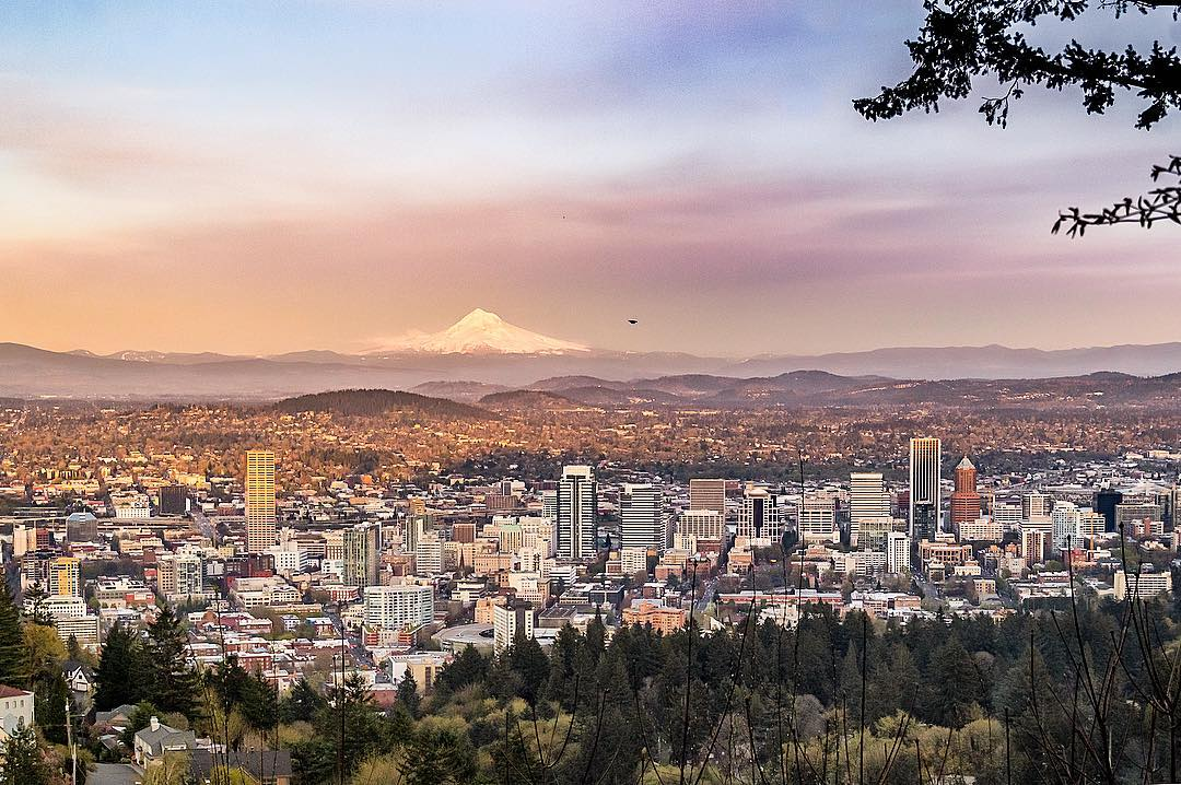 Portland by Chris Liedle