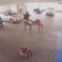 MMA fighter catches car thief
