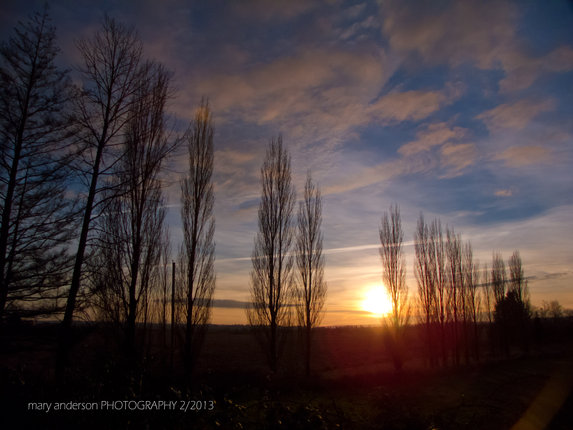 Marysville Sunset (Photo: YouNews contributor: maryzplace)