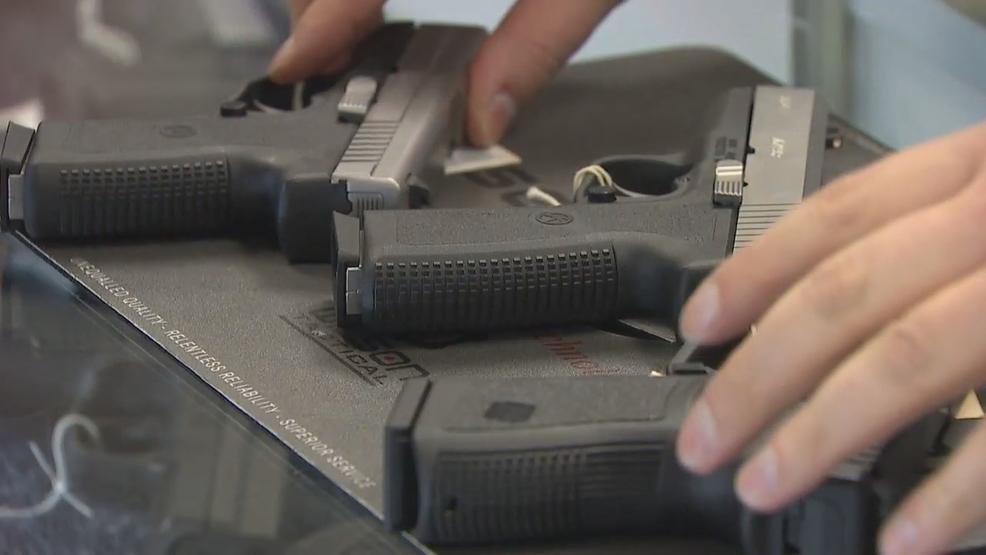 NRA sues Seattle over recently passed 'safe storage' gun law   KOMO