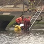 Crews pull male body from the Providence River