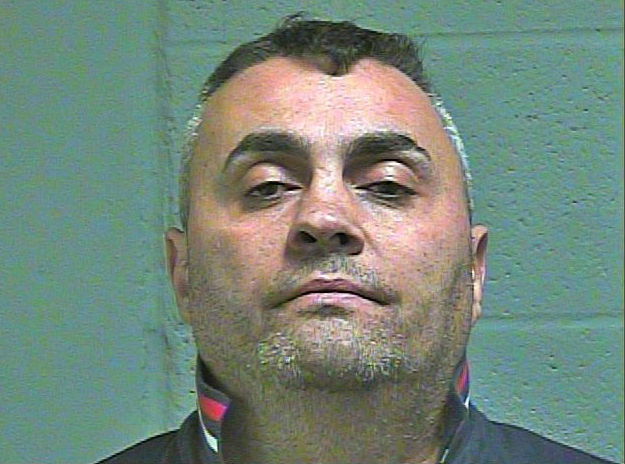 Vasile Gheti, 40, was arrested Nov. 30 in Oklahoma City on complaints of fugitive from justice and unauthorized use of a computer. (Oklahoma County Jail)
