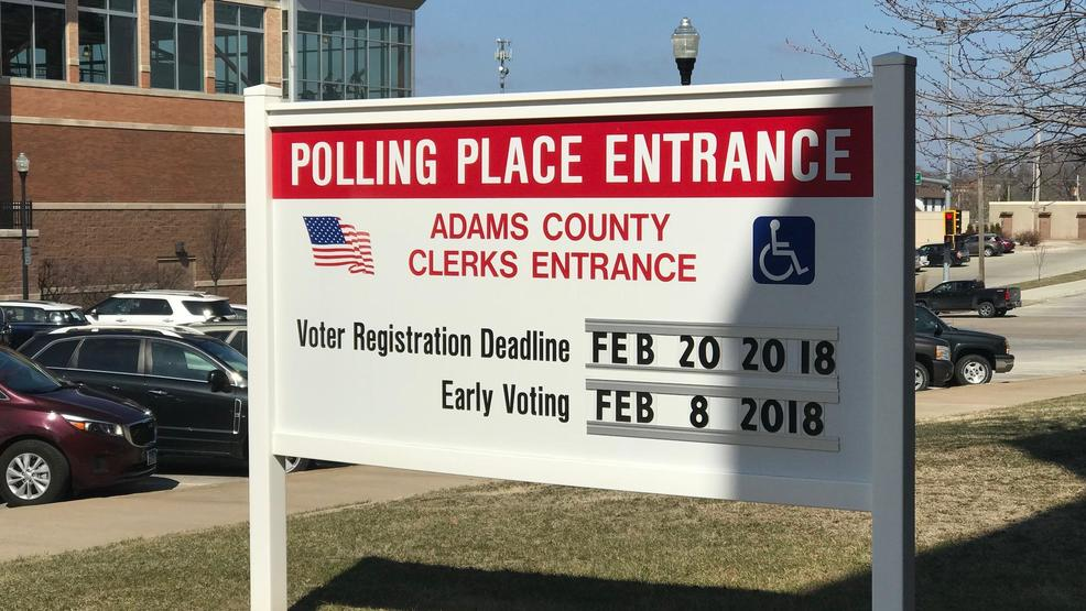 Election judges needed in Adams County