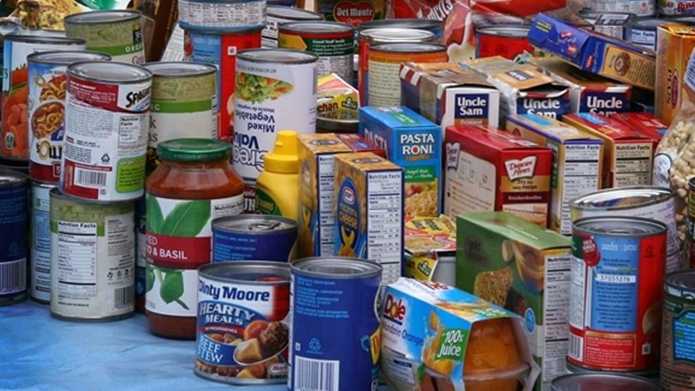 Hurricane Food Pantry