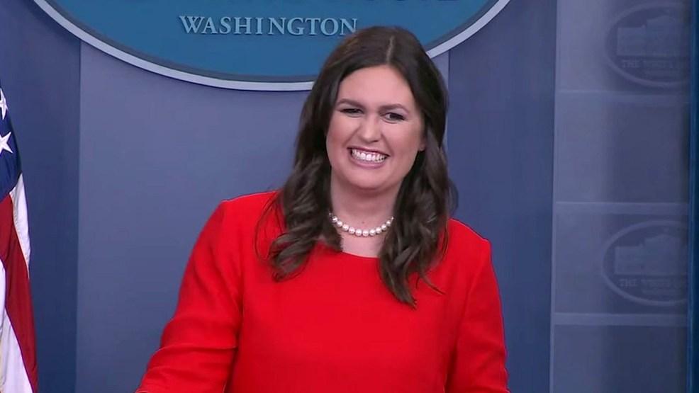 Trump says Sarah Huckabee Sanders is having a nervous breakdown over McCain Trump says Sarah Huckabee Sanders is having a nervous breakdown over McCain new pics