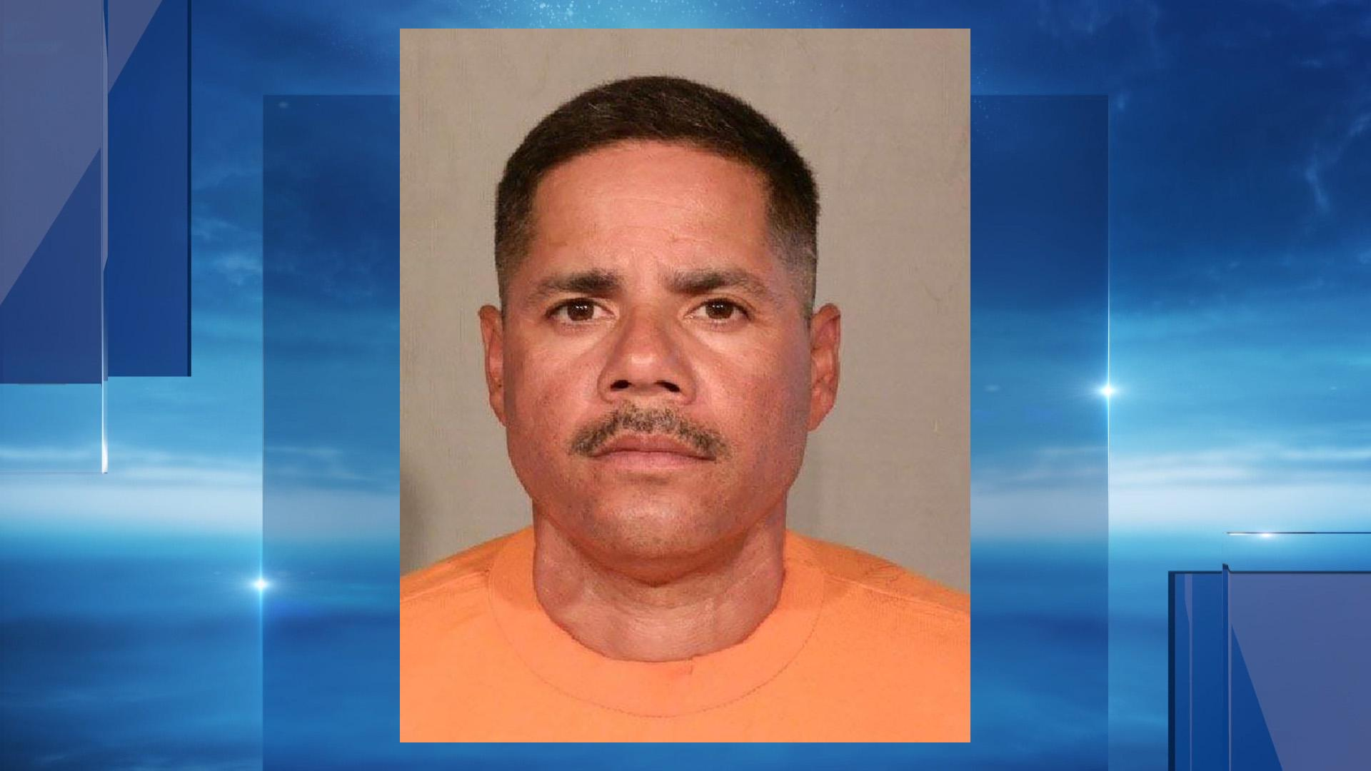 John Campos Sr. is seen in a provided photo. He took a plea deal and will serve six consecutive life sentences for the death of retired Bakersfield Police Department Officer Frank Pascua.