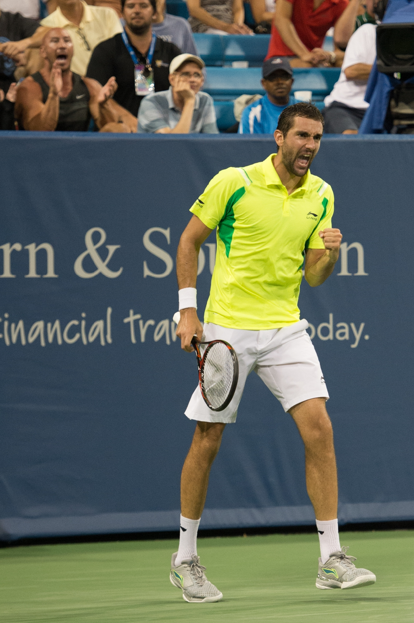 Marin Cilic / Image: Chris Jenco