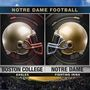 Away: Notre Dame v. Boston College