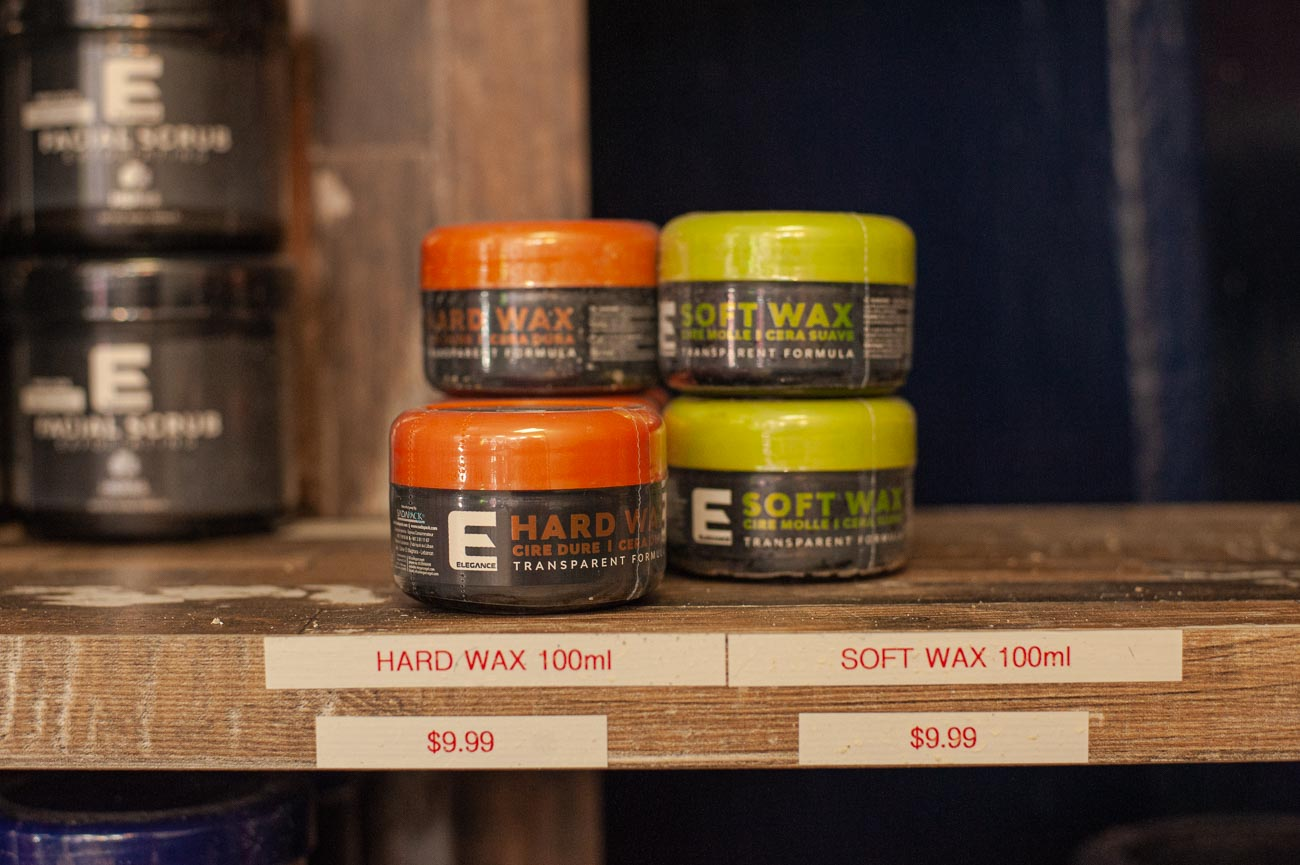 Hard & soft hair wax for sale{ }/ Image: Kellie Coleman // Published: 7.29.20