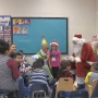 Santa brings holiday joy to special needs kids at YSD