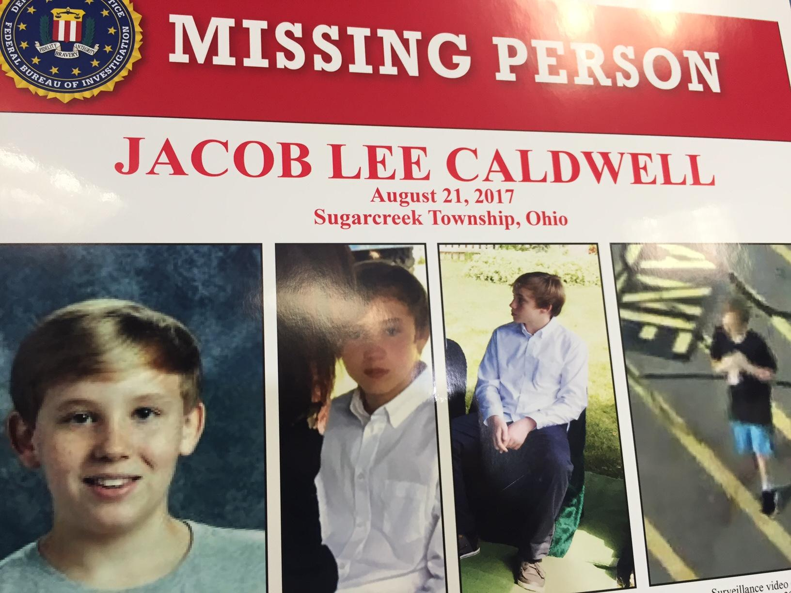 Search for missing teen continues as 6 indicted in connection with his father's murder (WKEF/WRGT)