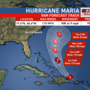 Tropical Weather Update: Tracking Maria