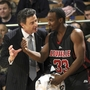 Pitino suspended five games; Louisville must vacate wins