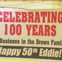 Tavern celebrates 100 years of business