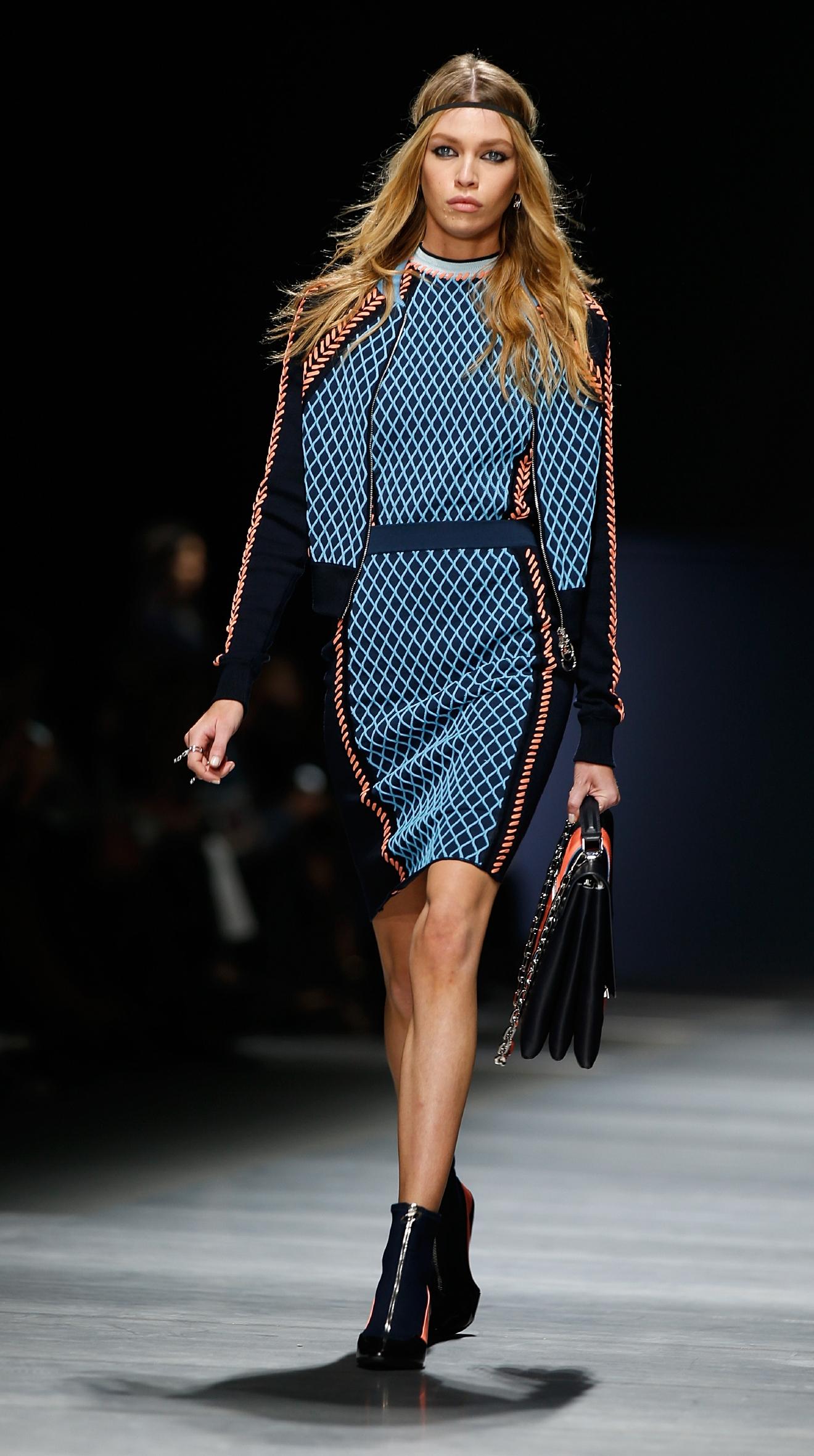 Gallery: Bright eyewear, color at Milan Fashion Week