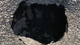 Pothole Patrol: Crater in Providence