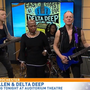 Def Leppard's Phil Collen brings 'Delta Deep' to Good Day Rochester