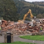 Umpqua CC building where mass shooting took place torn down