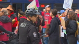 Downtown Seattle streets reopen after pipeline protest