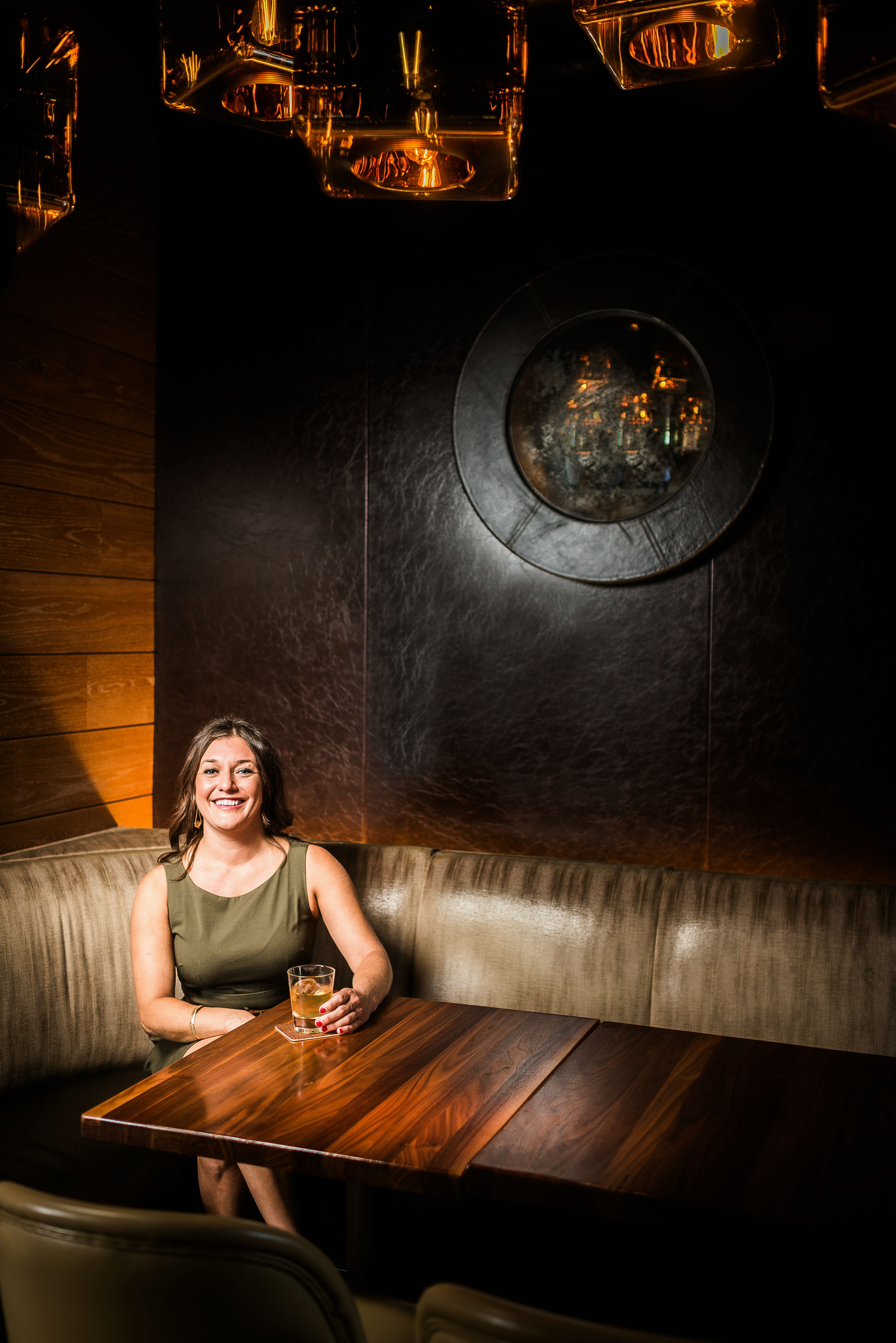 Sarah Rosner's island upbringing most decidedly influences her cocktail program at Bourbon Steak, where she serves as the restaurant's first female beverage director. (Image: Rey Lopez)