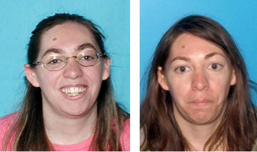Keri Anne Jensen (Photos via Twin Falls County Sheriff's Office)