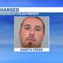 Man charged with stealing mail in 3 mountain counties