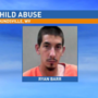 Police: Moundsville man put children in clothes dryer, turned it on