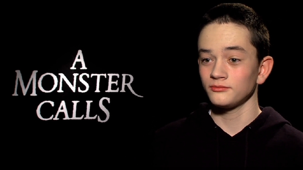 An actor's insight: Lewis MacDougall on his connection to 'A Monster Calls'