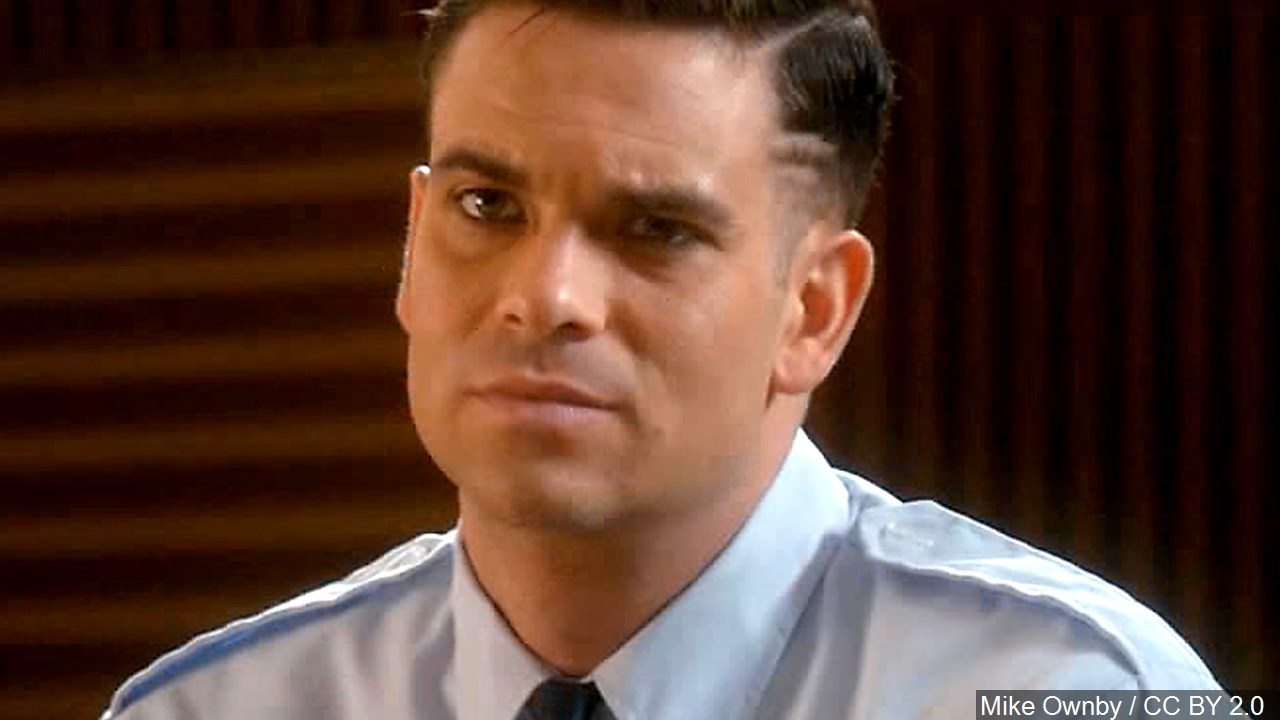 Mark Salling. (Mike Ownby / CC BY 2.0)