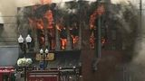 DJ's Cavalier Bar and Grill a total loss following fire