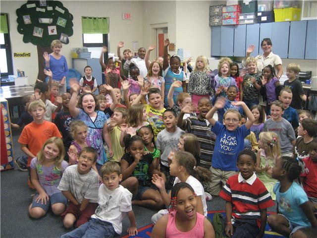 9/22/10...Bethel-Hanberry Second Graders