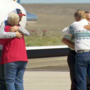 Hammonds arrive home in Burns after receiving presidential pardon
