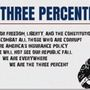"Jerry Varnell claims to be part of group ""Three Percenters"""